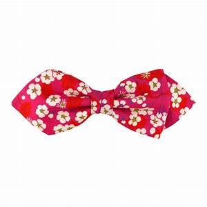 Noeud Papillon Rose Poudré : noeud papillon rose fleuri et rouge les nouveaux bandits ~ Melissatoandfro.com Idées de Décoration