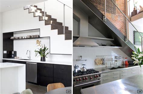 cuisine sous escalier aménagement cuisine sous escalier az87 jornalagora