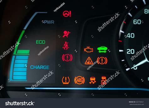 Car Dash Light Warnings