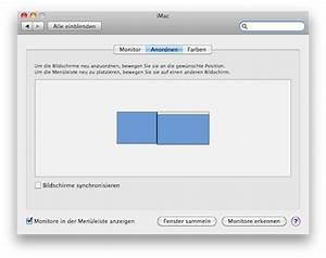 Zwei Monitore Verbinden : mac zwei bildschirme nutzen so geht s chip ~ Jslefanu.com Haus und Dekorationen