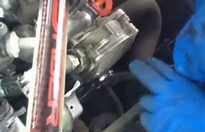 Audi Q5  Q7  How To Replace Thermostat And Water Pump