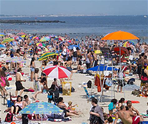 americas  crowded beaches travel leisure