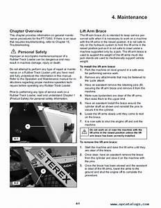 Terex Pt 80 Rubber Track Loader Service Repair Workshop Manual Download