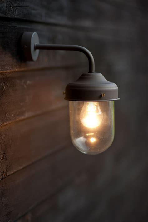barn outdoor light coffee bean