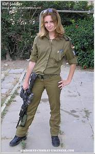 Israeli Women Army Soldiers | Women Army
