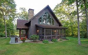 Deacon's Lodge Cabins - MInnesota Golf Vacations | Breezy ...