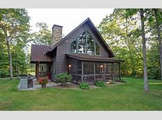 Deacon's Lodge Cabins MInnesota Golf Vacations Breezy