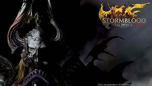 Final Fantasy XIV Stormblood Expansion Announced Square