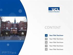 ucl powerpoint template ponymailinfo With ucl powerpoint template