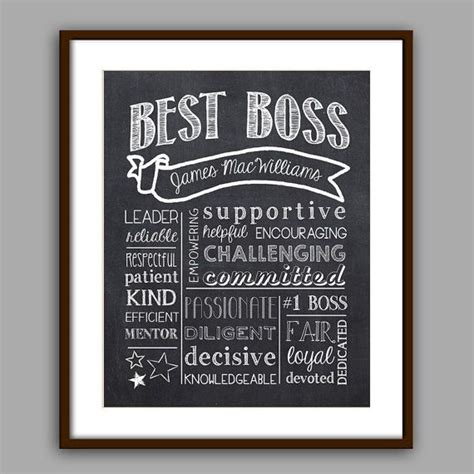 boss gifts ideas  pinterest cheap