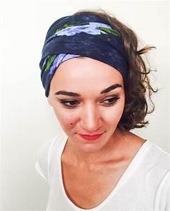 bandeaux a cheveux xl extensible myosotis le shop With tapis chambre bébé avec bandeau cheveux fleur femme