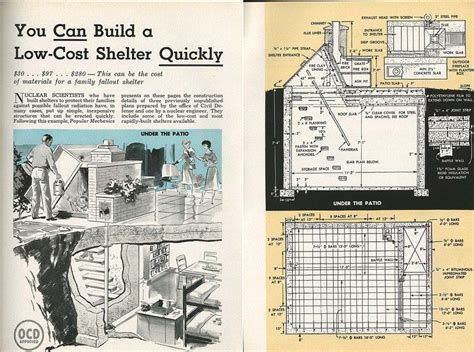 house plans with finished basements how to build a bomb shelter the survivalist guide to
