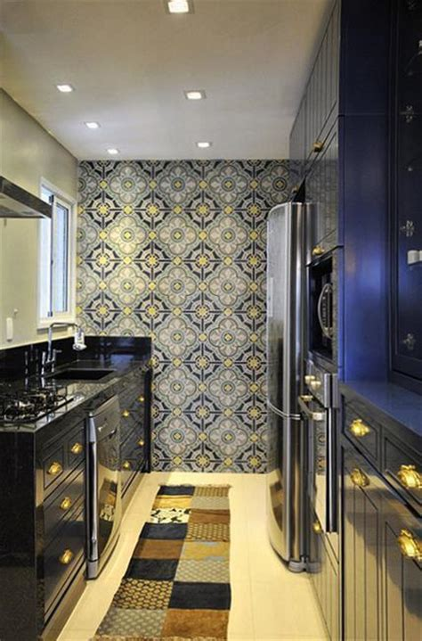 kitchen accent wall ideas modern wallpaper for small kitchens beautiful kitchen