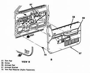 How To Change A Door Handle On A Chevy Silverado