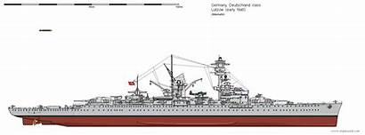 Shipbucket Drawing Difference Gifs Drawings Battleship Class