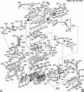 2002 Chevy Impala Engine Diagram