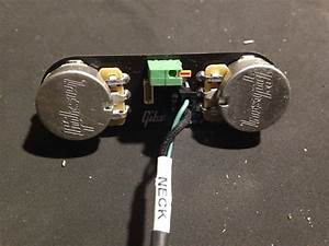 Gibson Les Paul Junior Wiring Quik Connect 2015