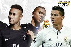 Why Did Mbappe Join PSG And Not His Idol Ronaldo
