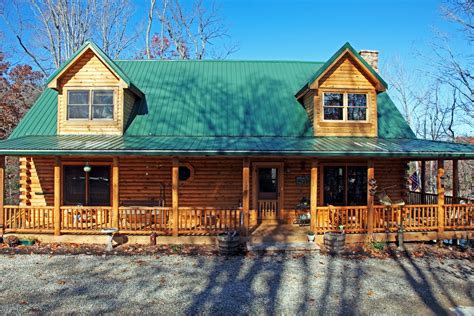 Awesome Double Wide Log Cabin Mobile Homes 18 Pictures