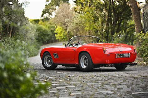 ferrari california 1961 ferrari 17 million at auction business insider