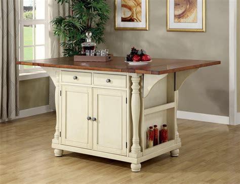 buttermilk cherry wood kitchen island cabinet wine rack
