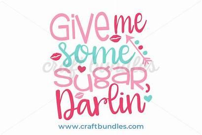 Some Give Sugar Svg Cut Fox Sake
