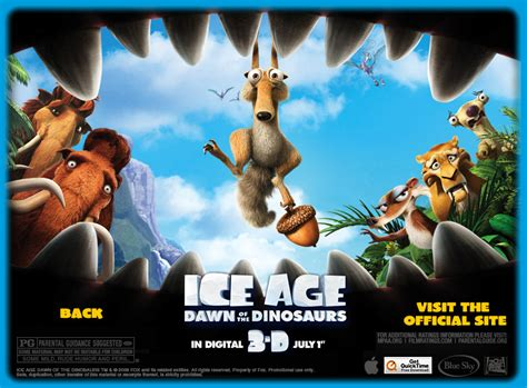 Apple - Trailers - Ice Age 3 Dawn Of The Dinosaurs