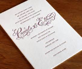 wedding invitation wording sles how to choose the best wedding invitations wording madailylife