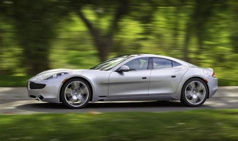Electriccarhating Top Gear Names Fisker Karma Luxury Car
