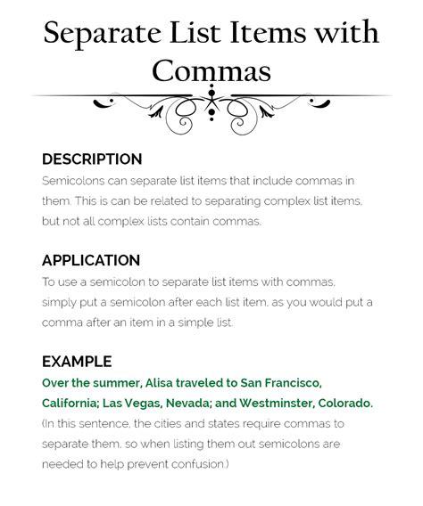 Use Of Semicolon In Resume by Semicolon Colon Run On Sentences Ppt The Semicolon Power Point 2010
