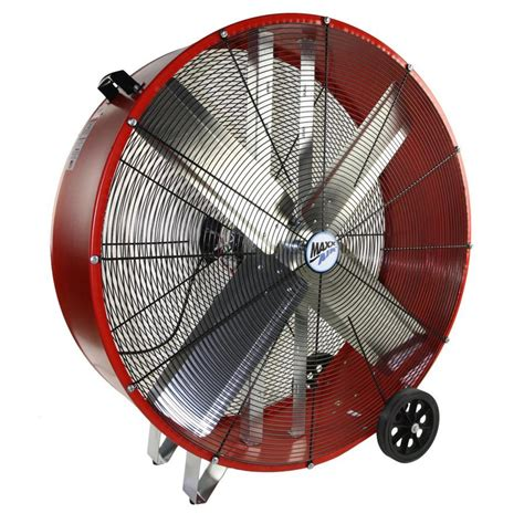 a fan com shop maxxair 30 in 2 speed high velocity fan at lowes com