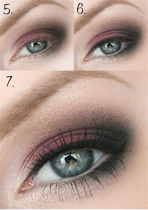 Вечерний макияж пошагово с фото и описанием