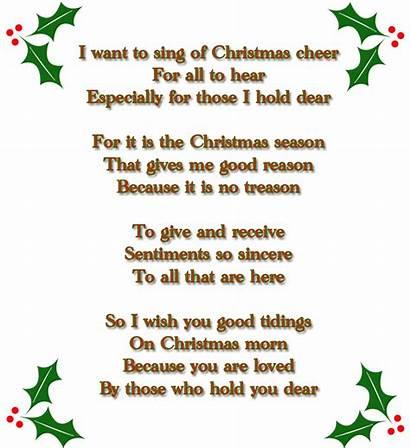 Poem Christmas Poems Write Verses Oracle Lukan