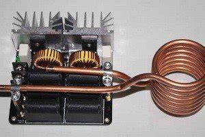 Индукционный водонагреватель — Вода в доме