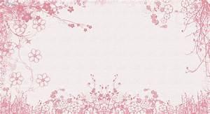 flower+background | Pink Flowers Twitter Background ...