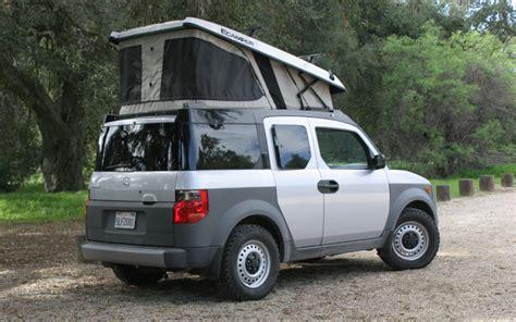 Honda Element Cer Top honda element w ecer pop top shelter