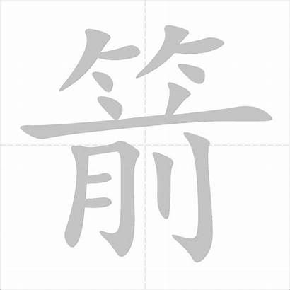 Chinese Dictionary Character