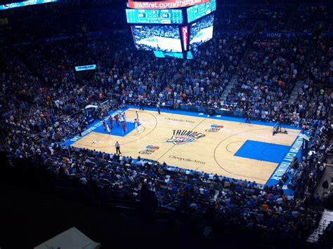 thunder basketball court hd desktop wallpaper instagram