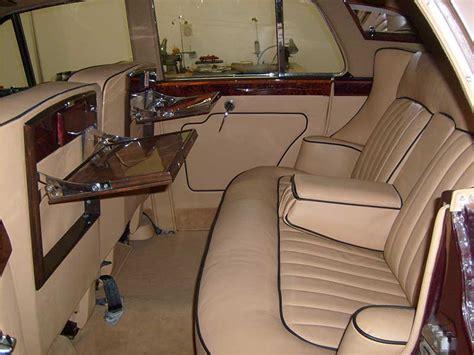 Reupholster Bentley Upholstery