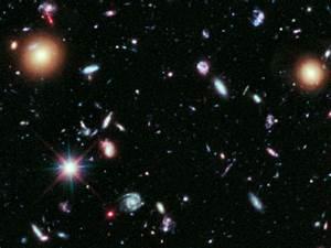 Hubble Telescope Deep Field View 1 | Gets Me High | Pinterest