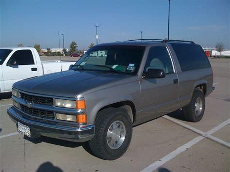 1998 Chevrolet Tahoe by 03chevyftw 1998 Chevrolet Tahoe Specs Photos