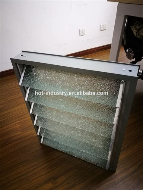 china manufacturer cheap price aluminum frame window jalousie windows   philippines
