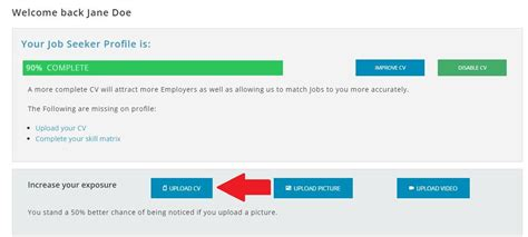 Upload A Cv by New Feature Upload Your Cv To Mail Via Dropbox