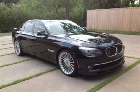 Sell Used 2011 Bmw Alpina B7 In United States