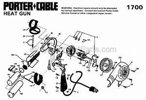 Porter Cable Heat Gun