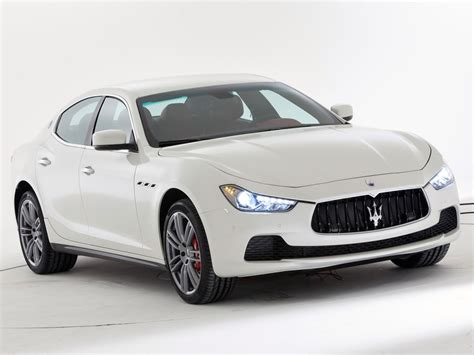 Maserati Ghibli : l'ange de la marque au trident ! | Les ...