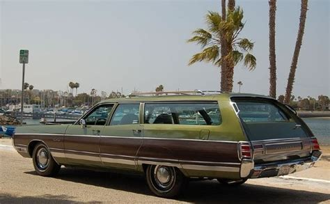 green station wagon hemmings find of the day 1972 chrysler town and co