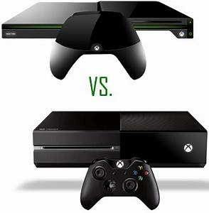 Xbox Two Xbox One X Vs Xbox One