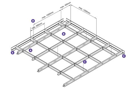 10 Ceiling Tile Grid System Installation Primary Write