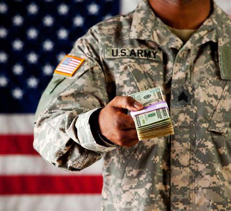 debt management  military consumers